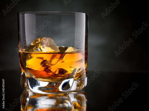 Foto Whisky on the rocks