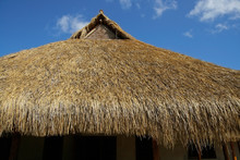 Traditional African Thatched R...