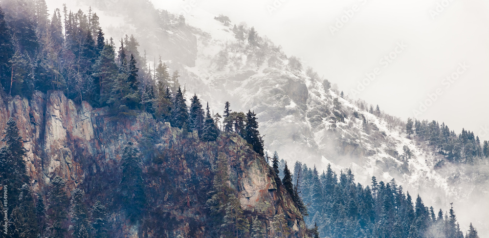 Fototapety, obrazy: mountain