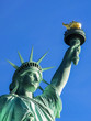 The Statue of Liberty, New York (U.S.A.)