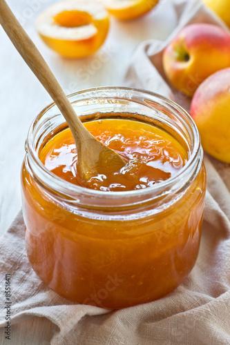 Valokuva Apricot jam
