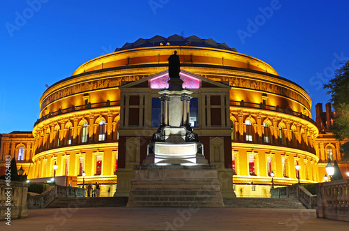 The Royal Albert Hall in London - 85524883