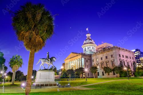 Foto op Canvas Texas South Carolina State House