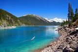 Rzeka Garibaldi w Kanadzie