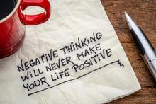 Negative Thinking And Posifiti...