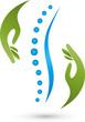 Chiropraktiker, Heilpraktiker, Orthopädie, Hände
