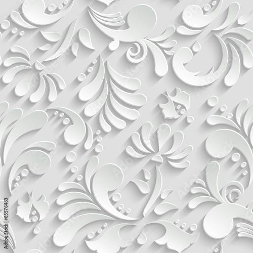 abstrakcjonistyczny-kwiecisty-3d