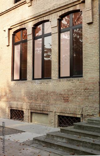 Foto op Aluminium Oude gebouw Edificio storico
