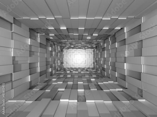 abstrakcyjna-mozaika-3d