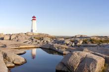 Peggys Cove Lighthouse Nova Sc...