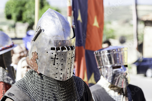 Photo  Knight Templar