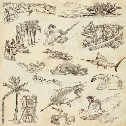 ilustracja-z-motywem-hawajskim
