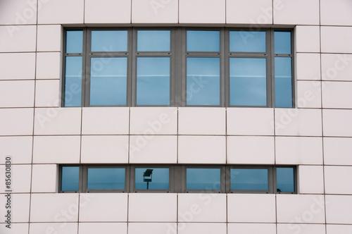In de dag Stadion Große Fenster
