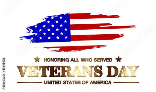 logo veterans day #85643002