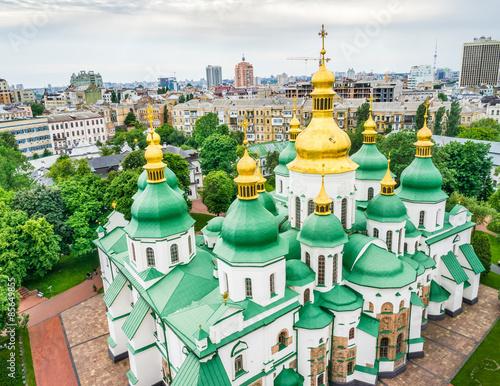 Foto op Plexiglas Kiev St. Sofia cathedral.
