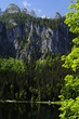 Alpine lake Gosausee, Austria