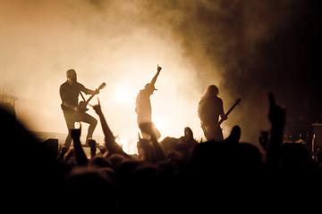 Fototapeta muzyka - koncert