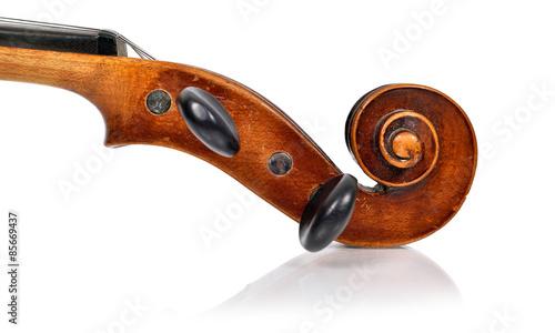 Cuadros en Lienzo violin head