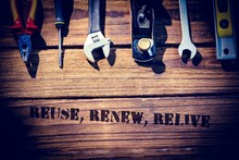 Reuse, Renew, Relive Against D...