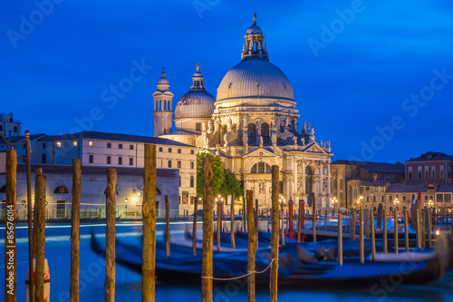 Fototapety, obrazy: Venice at night