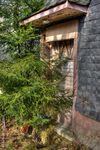 Valokuva  Haustür