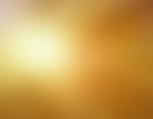 Abstract Bright Shiny Gold Blu...