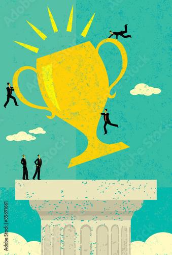 Fotografie, Obraz  Business Team Success