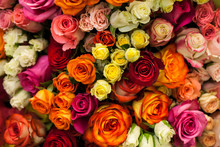 Beautiful Bouquet Of Multicolo...