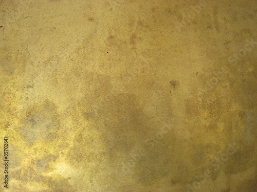 Fotografie, Obraz bronze metal texture with high details