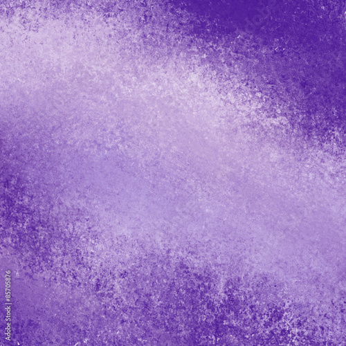 abstract purple background pale stripe of light messy purple grunge paint with d Plakat