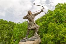 Aresh The Archer Statue