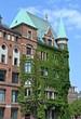 Hamburg, dom w centrum miasta