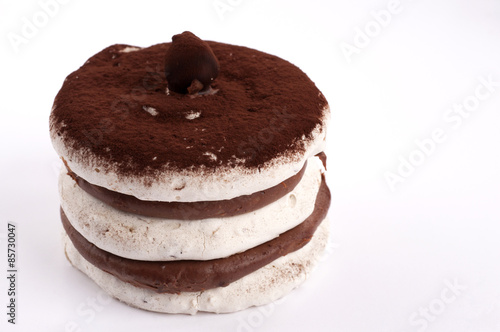 Papiers peints Dessert Chocolate cake