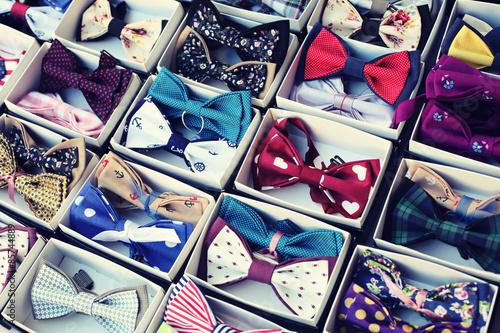 Cuadros en Lienzo bow tie handmade