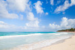 Atlantic ocean, Dominican republic. Punta Cana