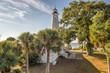 St. Marks National Wildlife Refuge lighthouse, Florida