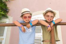 Kinderen Op Vakantie