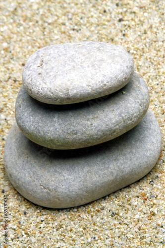 Foto op Plexiglas Stenen in het Zand pidras