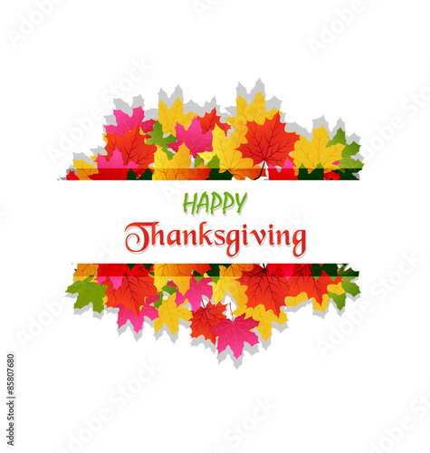 Photo  Thanksgiving background