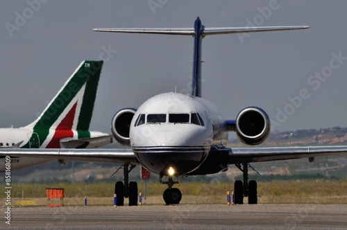 Photo Fokker 100