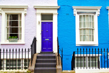 Notting Hill In  Suburban And Antique     Wall Door