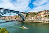 Most Dom Luis w Porto