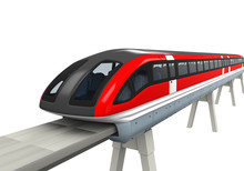 Monorail Train