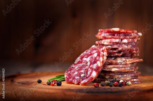 sausage Fototapete