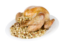 Turkey With Stuffing – A Who...
