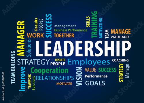 Fotografie, Obraz  Leadership