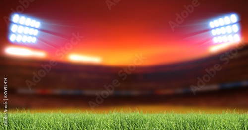 soccer and football illustration background #85912414