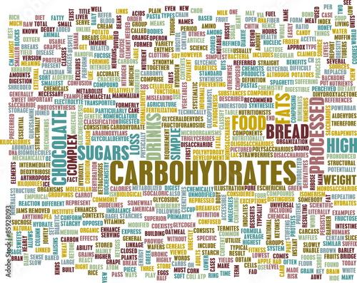 Fotografía  Carbohydrates Weight Loss