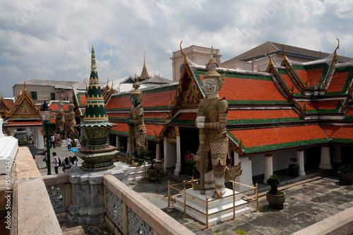 Foto op Aluminium Guilin Königlicher Palast Thailand