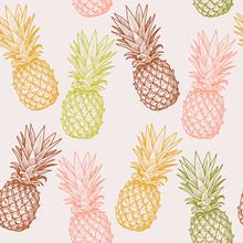 Seamless Pineapple
